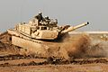 M1 Abrams training in Iraq.jpg