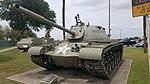 M48 Patton Tank at Fort Sam Houston Museum 1.jpg