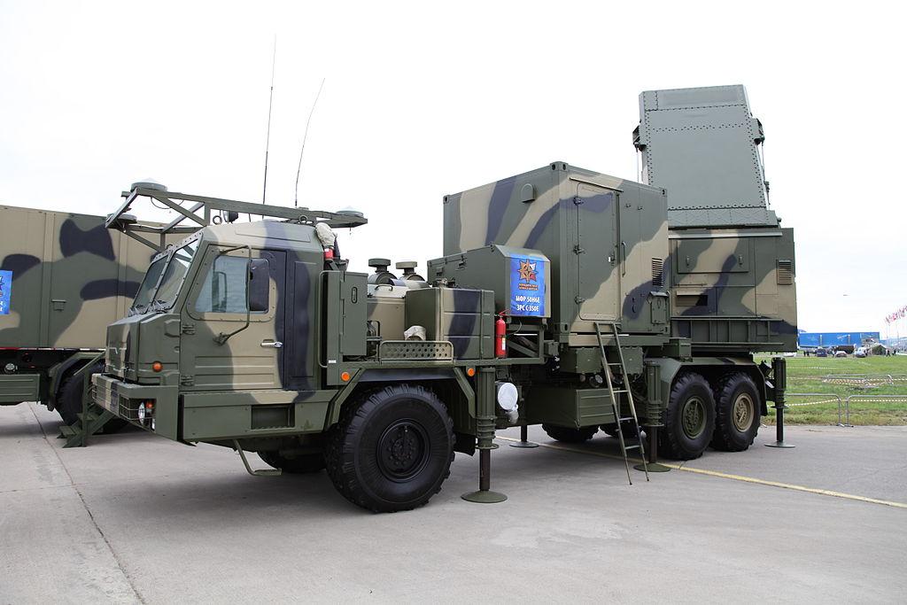 العام القادم : روسيا ستعرض منظومات S-350E Vityaz للتصدير  1024px-MAKS2013firstpix04