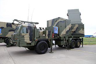 S-350E Vityaz 50R6 - Image: MAKS2013firstpix 04
