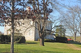 Mount Zion (Milldale, Virginia) United States historic place