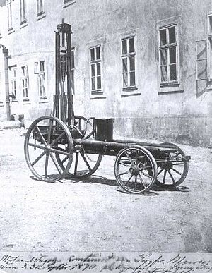 Siegfried Marcus - Marcus cart of 1870