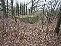 Maasmechelen Steenweg naar As zonder nummer Opservatiebunker met twee periscoopgaten (nummer 4) - 146368 - onroerenderfgoed.jpg