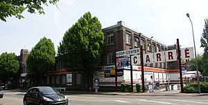 Biesland (Maastricht) - Image: Maastricht rijksmonument 506733 Tongerseweg 57 20110505
