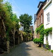 Maastricht 2008 Lang Grachtje