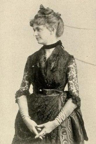 Mabel Loomis Todd - Mabel Loomis Todd, circa 1897