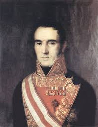 Battle of Roatán - Enrique MacDonell