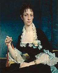 Portrait de Madame Raoul-Alfred Philippe