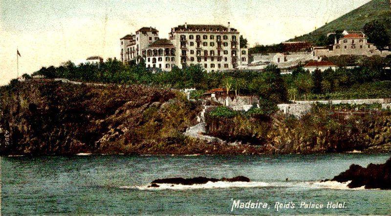 Hotel Palace Madeira Riu