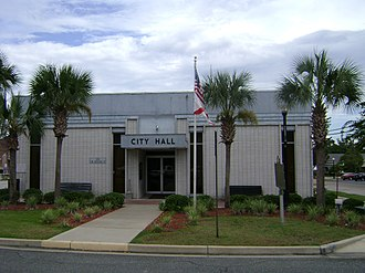 Madison, Florida - Madison City Hall