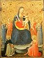 Madonna col bambino, angeli e santi, angelico pinacoteca vaticana.jpg