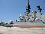 Maestrale class frigate Euro (F 575) - Harbour of Reggio Calabria - Italy - 8 July 2018 - (35).jpg