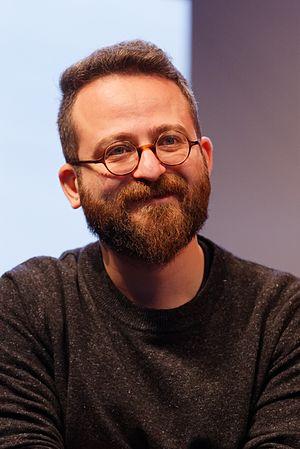 Mahmoud Sabbagh - Mahmoud Sabbagh at Berlinale 2017