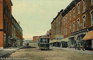Biddeford Main Street Historic District