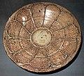 Maiolica ispano-moresca, piatto a lustro, manises, 1470-1500 ca. 01.jpg