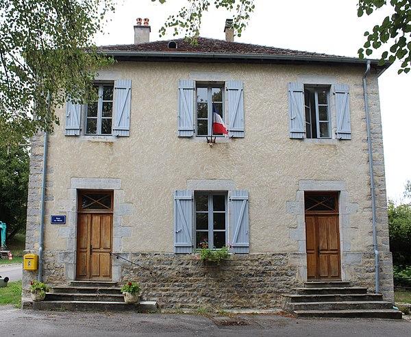 Photo de la ville Abergement-le-Petit