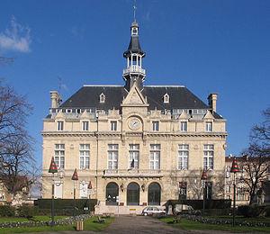 La Courneuve - Town hall