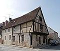 Maison, 15 rue de Jouy, Provins.jpg