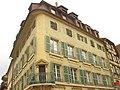 Maison Mussel Eck (1, 3 rue Vauban, Colmar).JPG