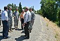 Maj. Gen. Walsh tours Sacramento River levee (7606441662).jpg