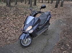 Yamaha Majesty  Carburetor