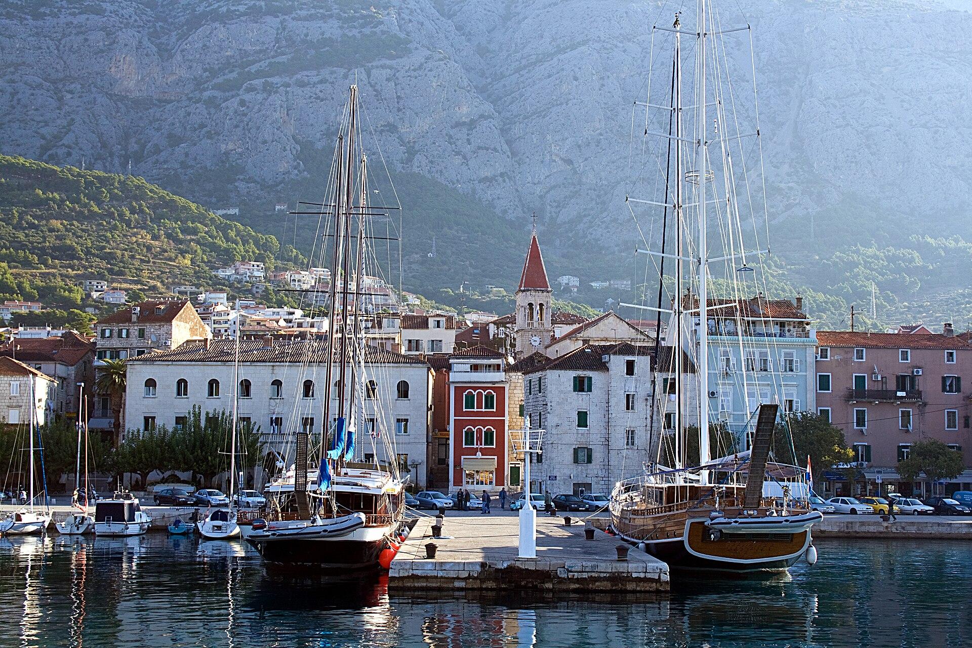 City Beach Makarska