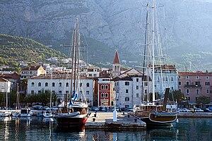 Makarska - Image: Makarska IMG 8289