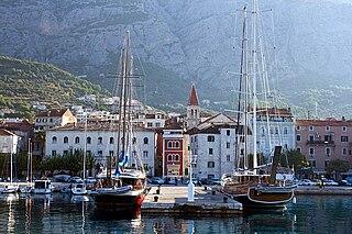 City in Split-Dalmatia, Croatia
