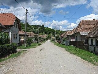 Ghindari Commune in Mureș County, Romania
