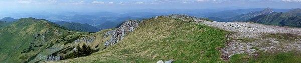 Malá Fatra - panorama by Pudelek 2.jpg