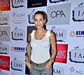 Malaika Arora From The SRK, Urmila, Juhi & Chitrangda at 'I Am' National Award winning bash (20).jpg