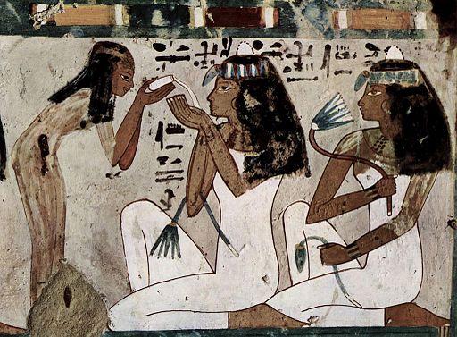 Maler der Grabkammer des Thot 001