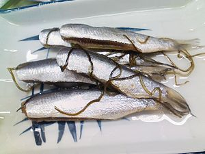 sardines as food wikipedia