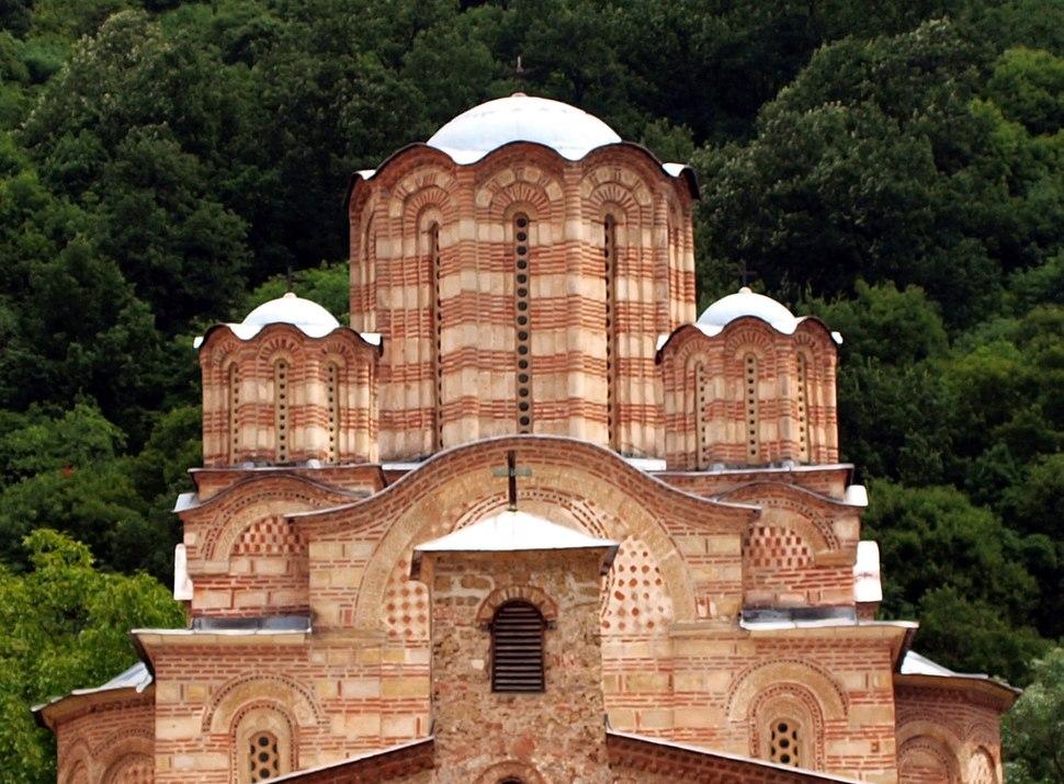 Manastir Ravanica sa zidinama (cropped)