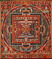 Mandala of the Forms of Manjushri, the Bodhisattva of Transcendent Wisdom.jpg
