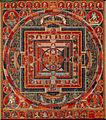 Mandala of the Forms of Manjushri, the Bodhisattva of Transcendent Wisdom.jpg