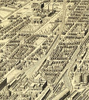 Atlanta, Birmingham and Atlantic Railway - Image: Mangum 1919