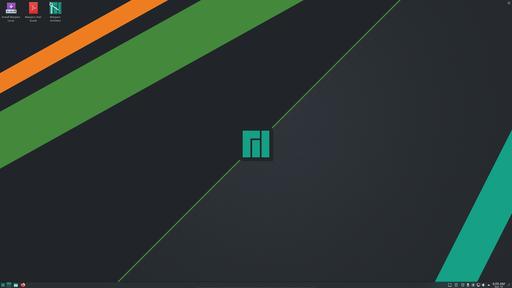 Manjaro Kyria KDE 19.0.2