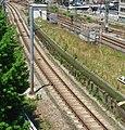 Manseibashi station platform2.jpg