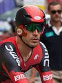 Manuel Quinziato - Critérium du Dauphiné 2012 - Prologue (cropped).jpg