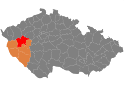 Map CZ - district Plzen-sever.PNG