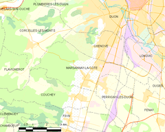 Map commune FR insee code 21390.png