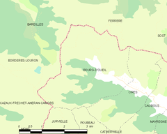 Map commune FR insee code 31081.png