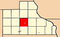 Map highlighting Perry Township, Jackson County, Iowa.jpg