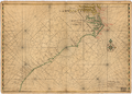 Map of Atlantic Coast of North America from the Chesapeake Bay to Florida WDL10081.png