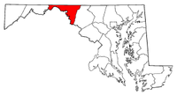 Map of Maryland highlighting Washington County.png
