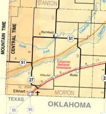 Map of Morton Co, Ks, USA.png