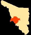 Mapa Municipios Sonora Hermosillo.png