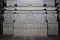 Marble Carving - Gateway - Prem Mandir - Bhaktivedanta Swami Marg - Vrindaban 2013-02-22 4802.JPG