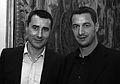 Marc et François Keller par Claude Truong-Ngoc juin 2013.jpg